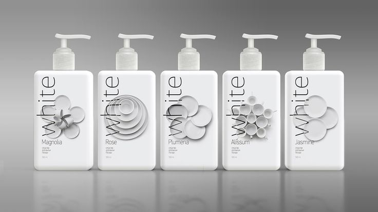 Sergey Trofimoff - White (Project) packaging design blog World Packaging Design Society│Home of Packaging Design│Branding│Brand Design│CPG Design│FMCG Design