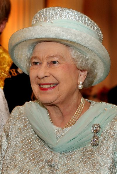 Diamond Jubilee - Queen Elizabeth II Attends Reception At Guildhall