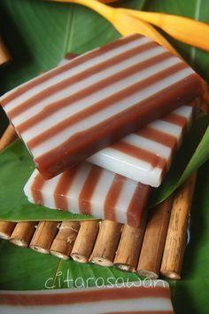 Resipi Citarasawan | Koleksi Resepi Kakwan Kuih Lapis Coklat