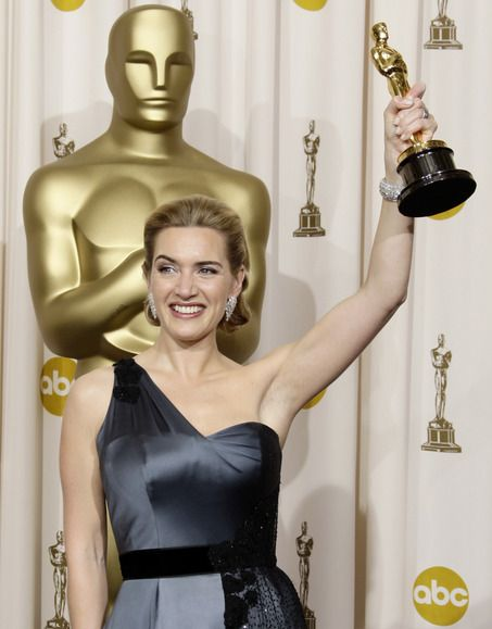 Kate Winslet (The Reader) - Best actress 2009