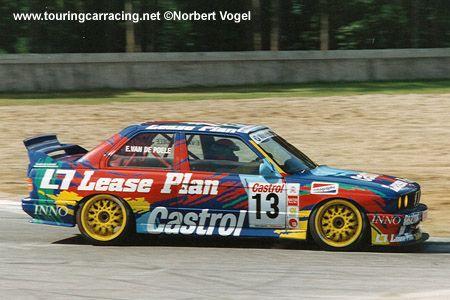 Eric Van der Poele - 1993 Zolder 24h support race