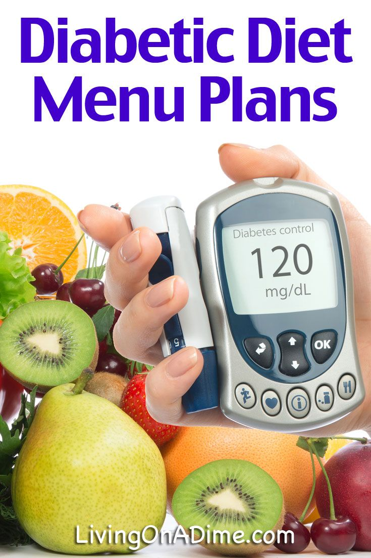 Diabetic Diet to Lose Weight