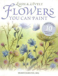 Flowers you can Paint - terebauer - Picasa Albums Web