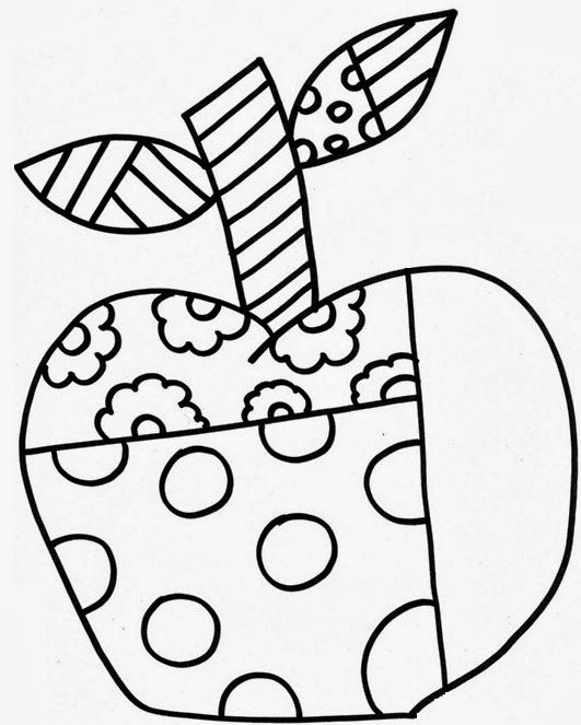 britto coloring pages - photo#25