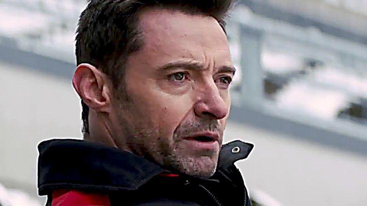 EDDIE THE EAGLE Trailer ( Hugh Jackman SKI Movie - 2016)