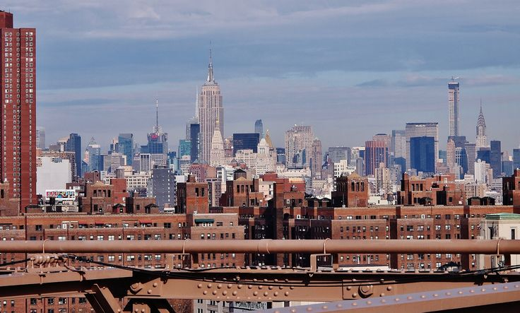 View from Brooklyn Bridge by Pyry Luminen on 500px