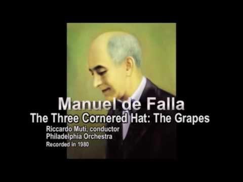 Manuel de Falla - The Three Cornered Hat, Suite No. 1 - Riccardo Muti [Part 1/3] - YouTube