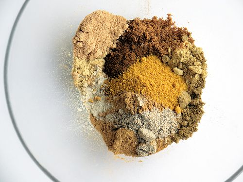 """If you're going to make festive biscuits, you need to get spicy! Hence the second part of the """"Twelve Goodies of Christmas"""" is a traditional spice mixture from the Netherlands. La…"""