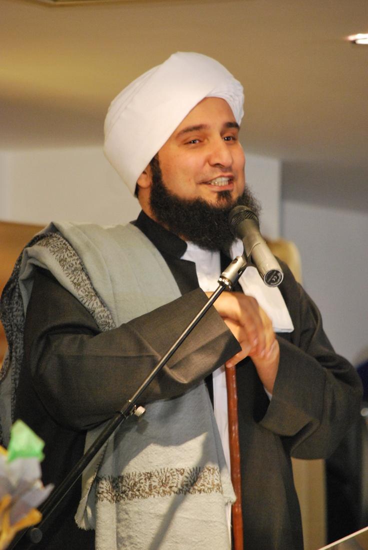 Habib Ali Al-Jifri in Luton