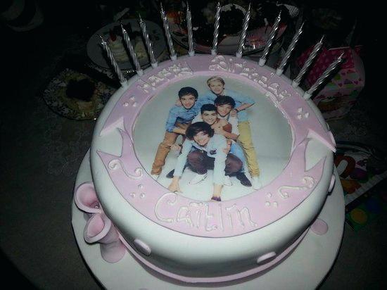 Enchanting Birthday Cake Shop Photographs Beautiful And The