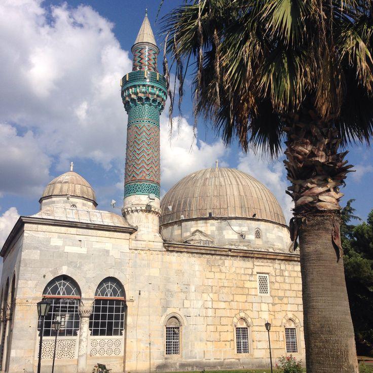 #İznik #Nicea #YeşilCami