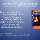 essay on works of william shakespeare