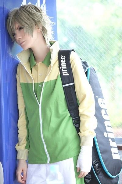 Shiraishi Kuranosuke (TouyaHibiki - WorldCosplay) | The Prince of Tennis #cosplay #anime