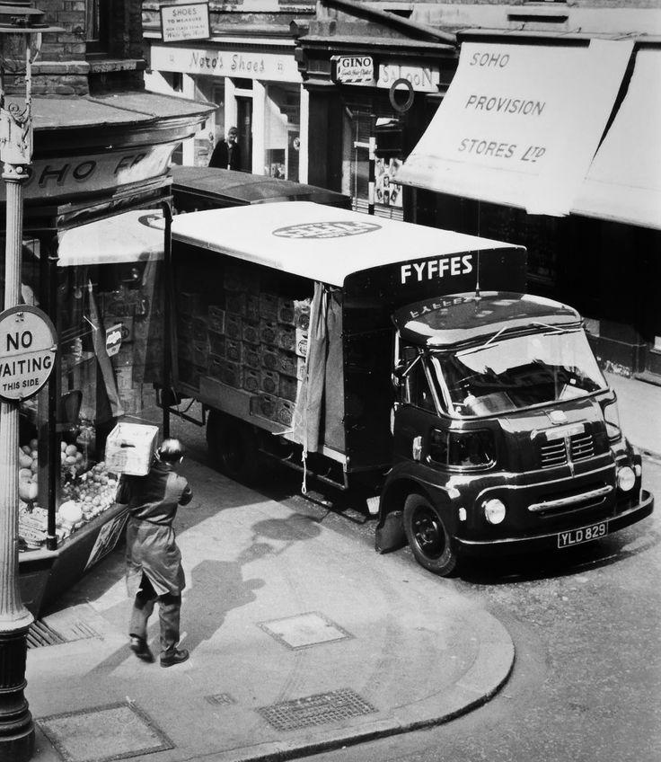Soho London 1950s Photo: Bert Hardy