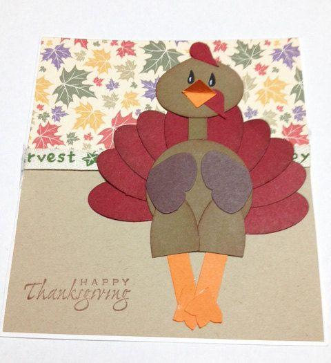 Cute Thanksgiving Turkey