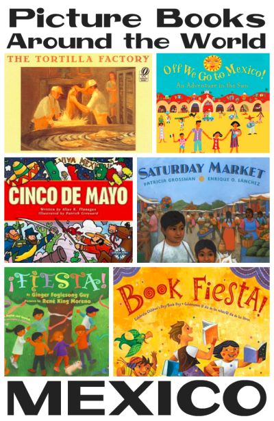 books mexico children library around preschool kid childrens country toddlers spanish countries mexican culture multicultural read reading worlds including america