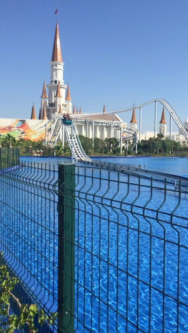 Rixos Land of Legends Belek Turkey  #hotel #aquapark #Belek #Turkey #Rollercoster