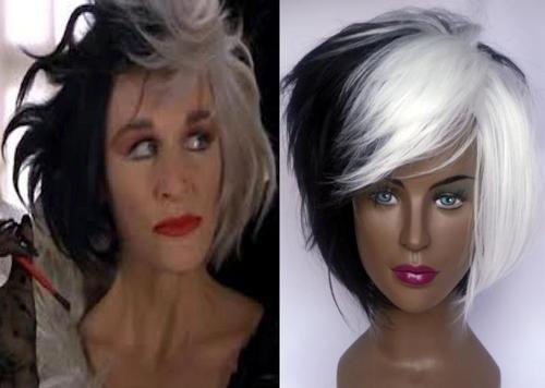 White Wig Ebay 121