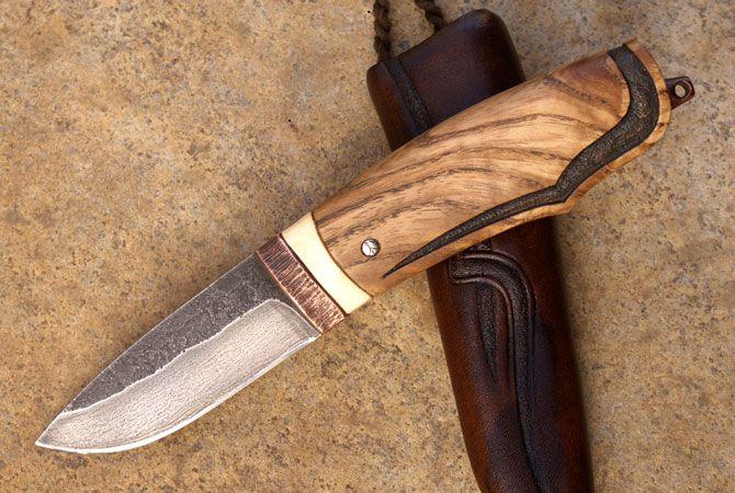 stoklasa knives - collar