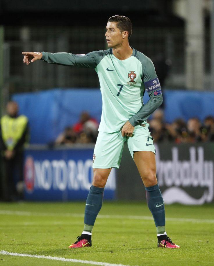 Cristiano Ronaldo: Croatia  vs Portugal  euro 2016