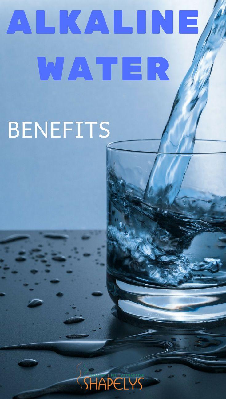 Benefits of drinking alkaline water alkaline water