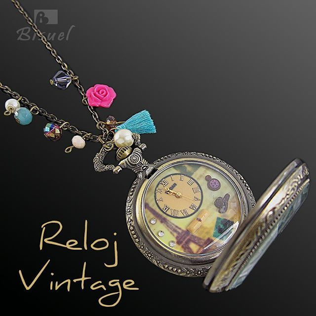 #reloj #relojes #relojdebolsillo #collarreloj #relojvintage #vintage #accesorioscolombia #accesoriosdemoda  #collaresdemoda #collares