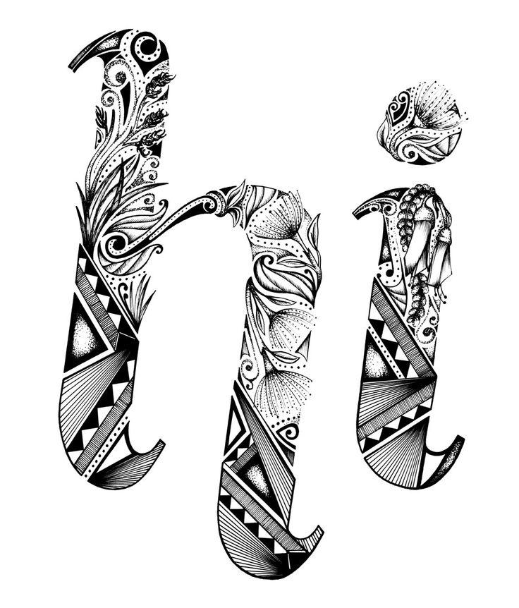 Hi from NZ - Kate Hursthouse Design + Illustration