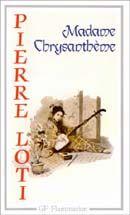 Pierre LOTI, Madame Chrysanthème - littexpress