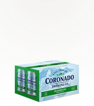 Coronado - $14.99 The intense bitterness and flavor create a very strong hop aroma. Copper in color, with medium maltiness and body. 7% ABV