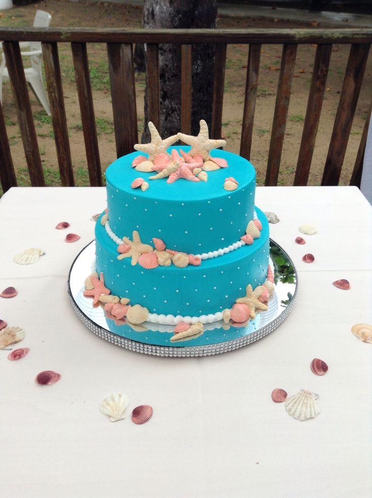 Beach cake2