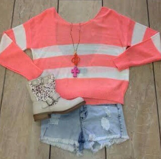 Cute spring outfits!!