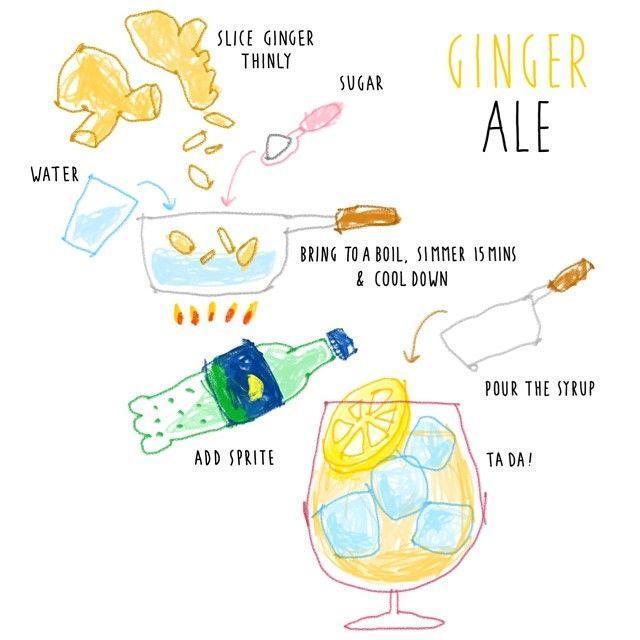 김혜빈 @moreparsley #homemade #ginger...Instagram photo   Websta (Webstagram)
