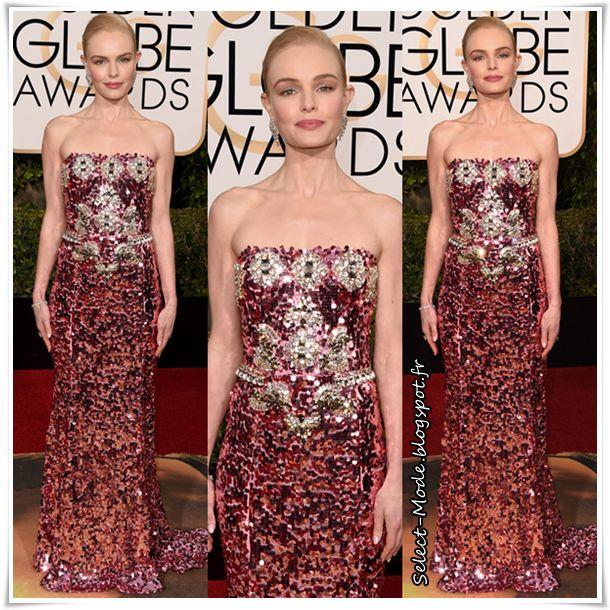 Select-Mode: Awards - Golden Globes Awards 2016