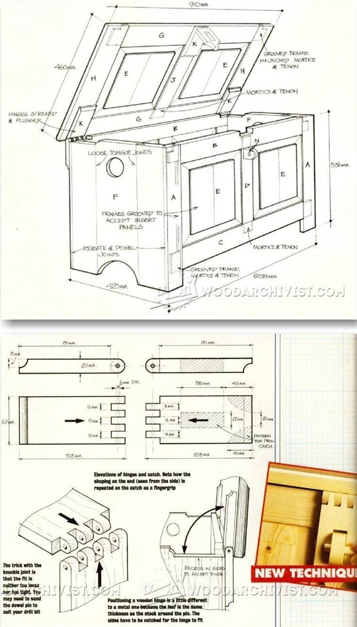 76 best ba les images on pinterest carpinter a planos for Planos de carpinteria de madera