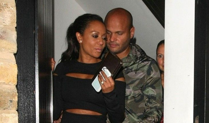 Spice Girl Mel B. puts the rumors to rest about her husband's alleged abuse. Plus, how do you keep rumors from affecting your #relationship? #celebcouples