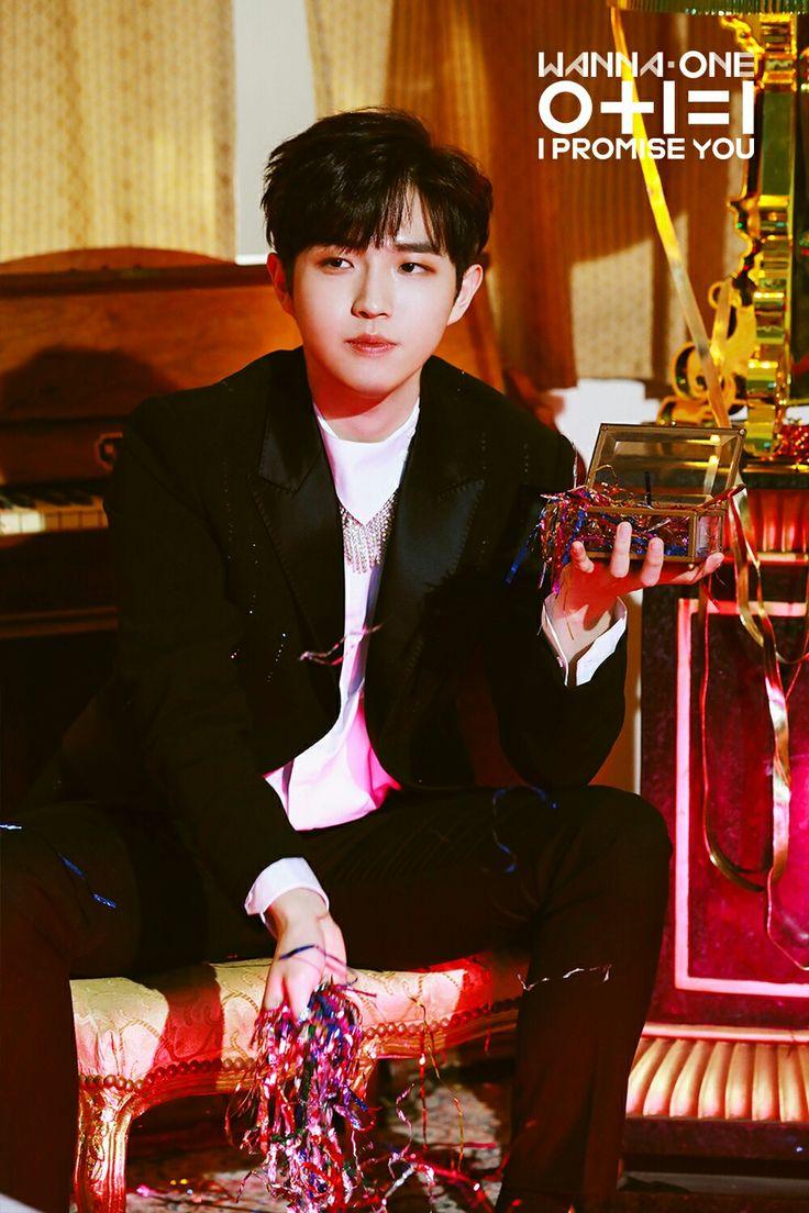 Jaehwan Wanna One I promise you 0+1=1
