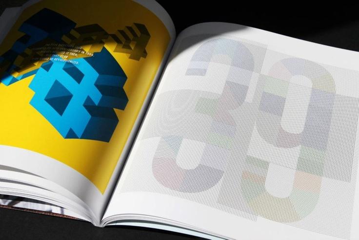 Le Type Directors Club / design typographique / / Livre 65e anniversaire
