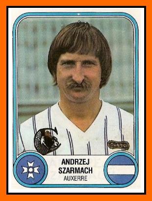 Andrzej Szarmach - AJ Auxerre
