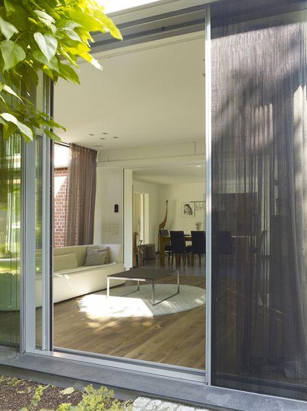 rahmenlose schiebefenster burckhardt s soreg glide system 150 mit insektenschutz fenster. Black Bedroom Furniture Sets. Home Design Ideas