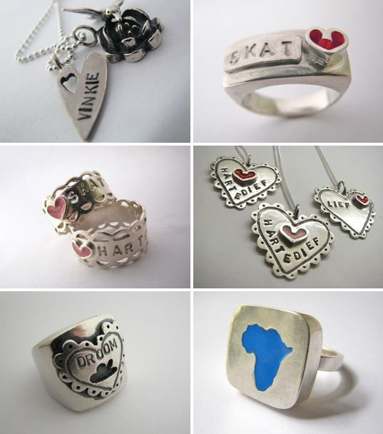 Lady Peculiar makes the best jewellery!!