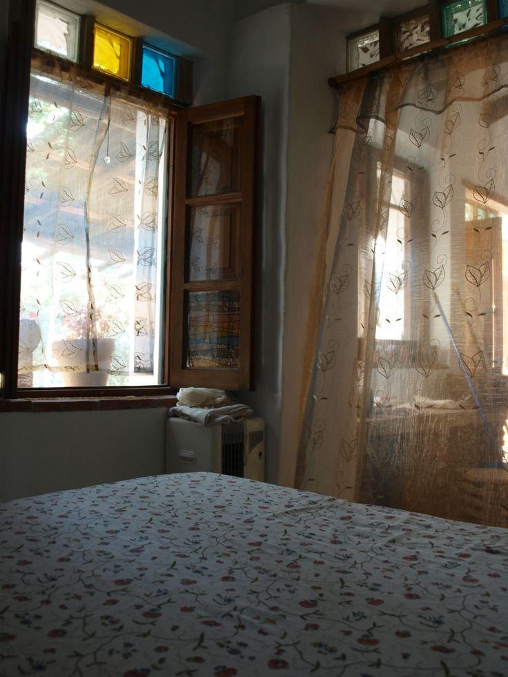 Habitación doble en Casa Rural en la Serranía de Ronda