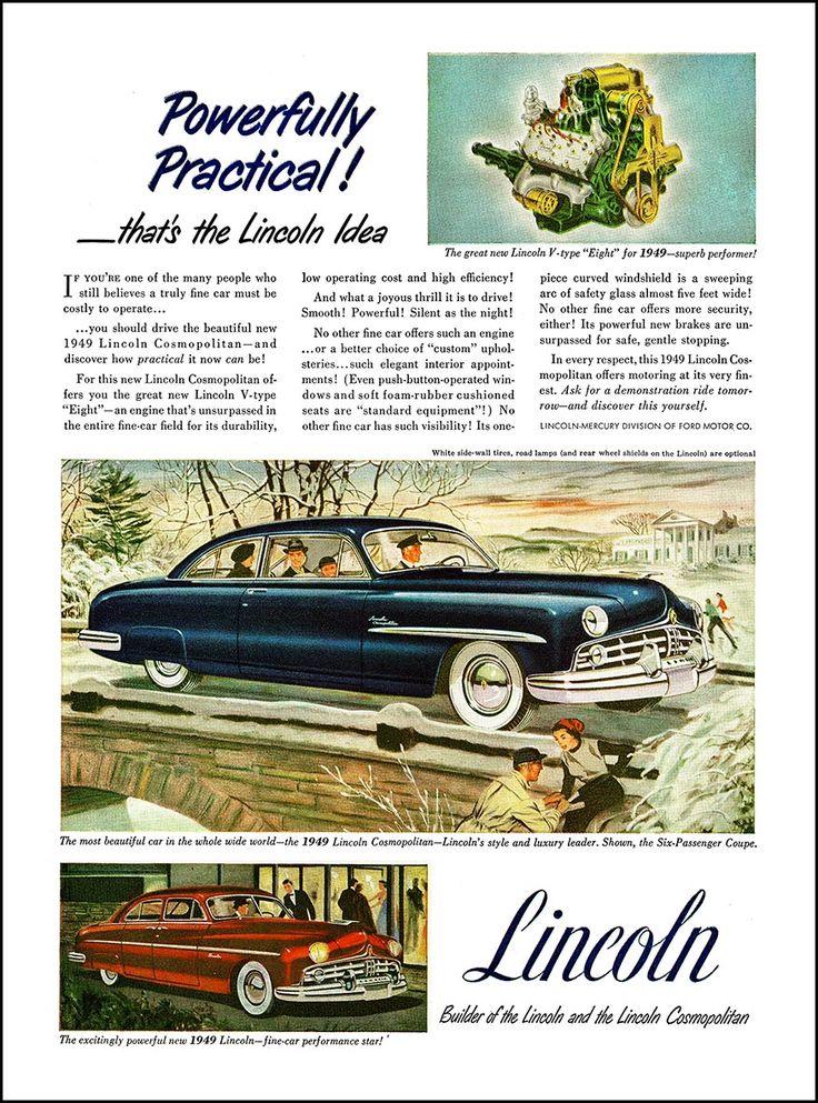 1129 best Vintage Car Ads. images on Pinterest | Retro cars ...