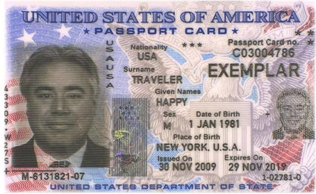 An alternative to a traditional passport, a U.S. passport card is convenient for…