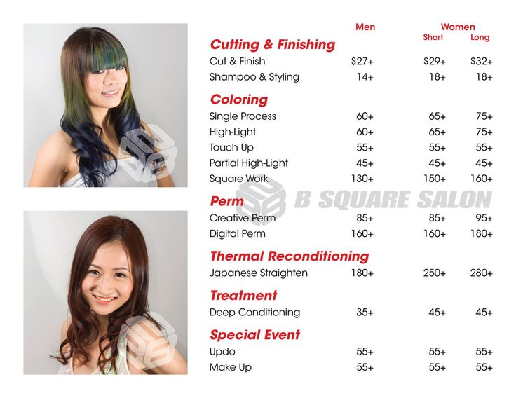 Hair Salon Digital Perm Related Keywords Hair Salon