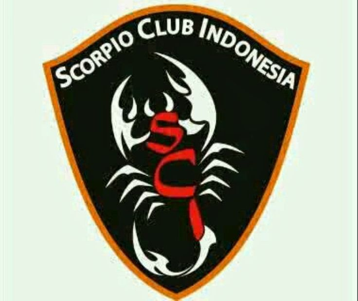 SCORPIO CLUB INDONESIA: SCORPIO CLUB INDONESIA