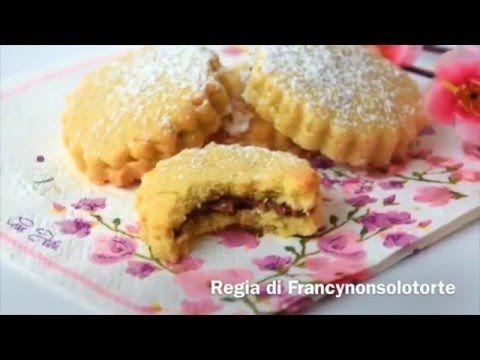 biscotti frolla farciti