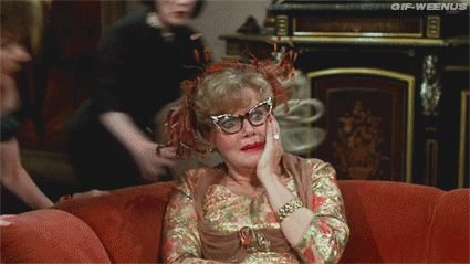 "Eileen Brennan's 15 Best Moments As Mrs. Peacock In ""Clue"" -   And let's not forget she was also in Pippi Longstocking (among many other movies). RIP"