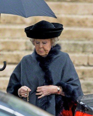 Princess Beatrix, December 12, 2014   Royal Hats