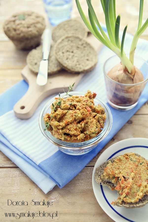 Pasta z pieczonych warzyw - włoszczyzna itp. można wykorzystać energię piekarnika po pieczeniu ciast - obowiązkowo