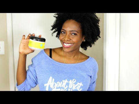 Styling with CURLS Blueberry Bliss Twist N Shout Cream - VeePeeJay